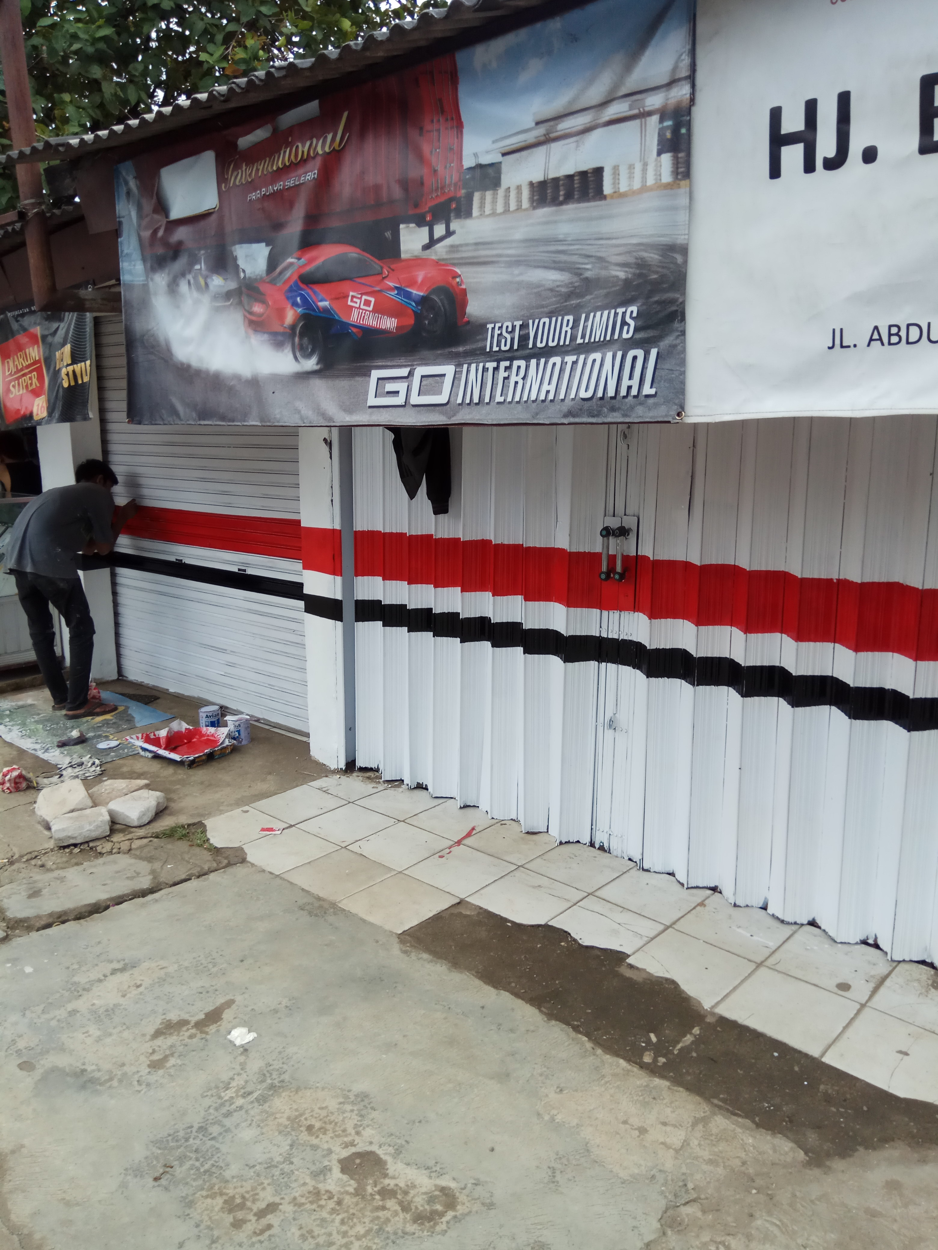branding djarum super
